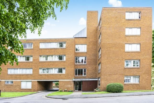Thumbnail Flat for sale in Sutton, Surrey, England