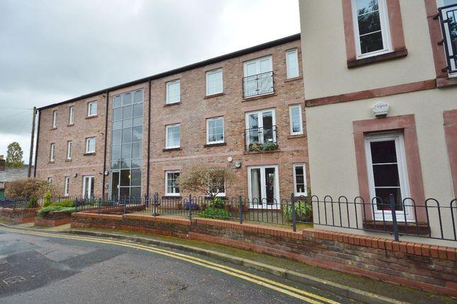Thumbnail Flat for sale in Brunswick Terrace, Penrith