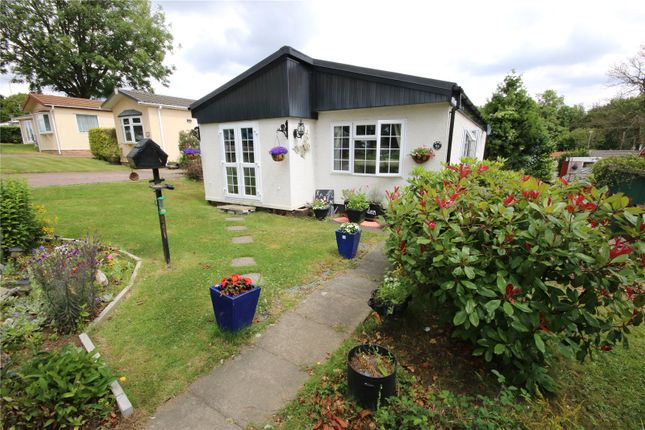 Thumbnail Detached bungalow for sale in Temple Grove Park, Bakers Lane, West Hanningfield, Chelmsford
