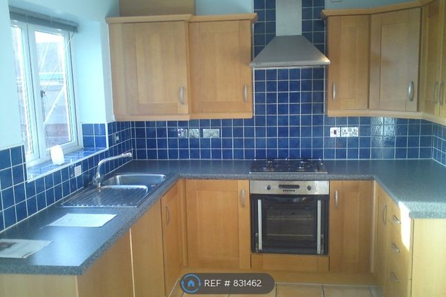 Thumbnail Terraced house to rent in Hall View Way, Manchester