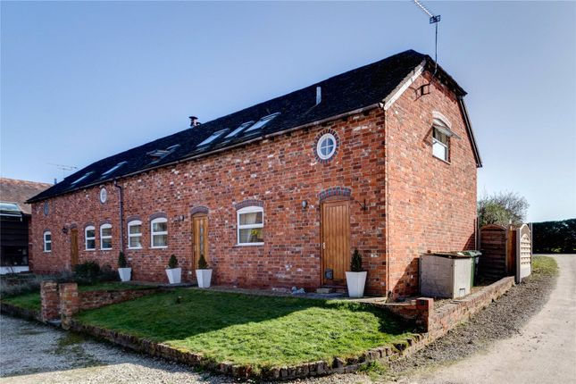 3 bed barn conversion for sale in Lower House Farm Barns, Throckmorton, Pershore