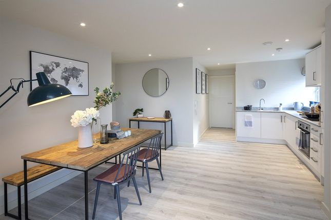 Thumbnail Flat for sale in Apartment 9, One Harbour Reach, Serbert Road, Portishead, Bristol
