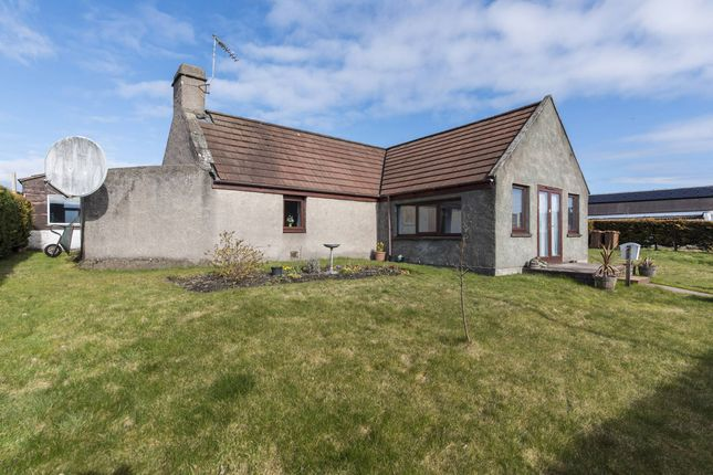 Thumbnail Bungalow for sale in 8 Mannochmore, Thomshill, Elgin, Moray