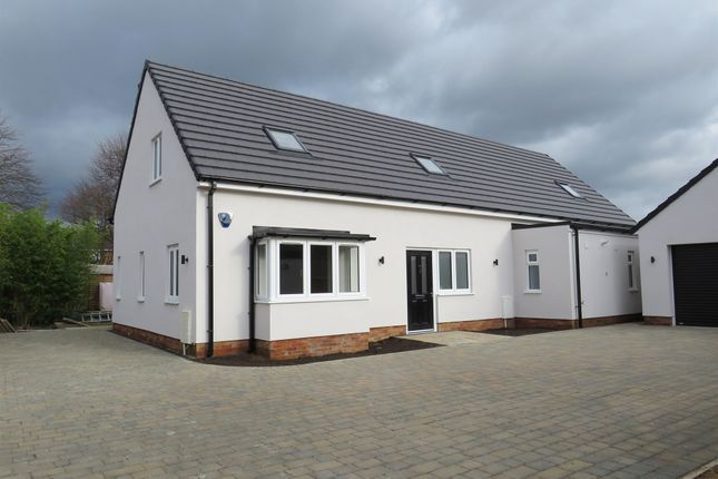 Thumbnail Detached house for sale in Station Road, Woburn Sands, Milton Keynes