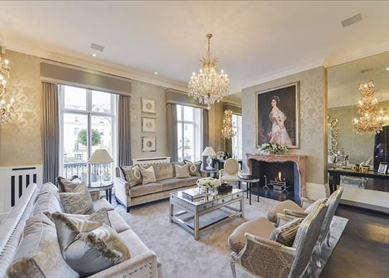 Thumbnail Detached house to rent in Chester Square, Belgravia, London