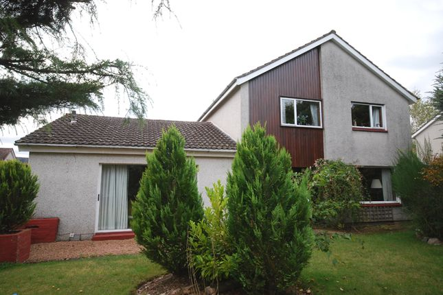3 bed detached house for sale in Holly Crescent, Blairgowrie