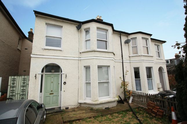 Thumbnail Semi-detached house for sale in Charlotte Road, Wallington, Surrey