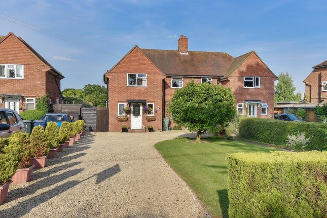 Thumbnail Semi-detached house for sale in Ibstone, Buckinghamshire