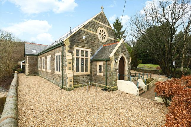 Thumbnail Detached house for sale in Maesteg Road, Tondu, Bridgend, Mid Glamorgan