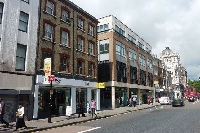 2 bed flat to rent in Tottenham Court Road, London