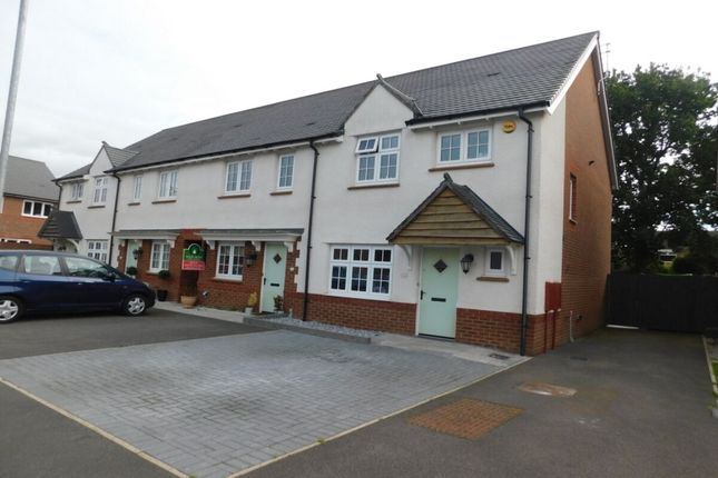 Thumbnail Semi-detached house for sale in Norbreck Avenue, Crewe