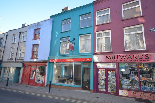 Thumbnail Terraced house for sale in Pier Street, Aberystwyth
