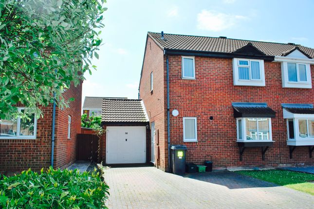 3 bed semi-detached house for sale in Parnall Crescent, Yate, Bristol