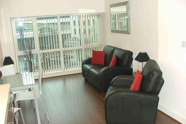 Thumbnail Flat to rent in The Orion Building, John Bright Street