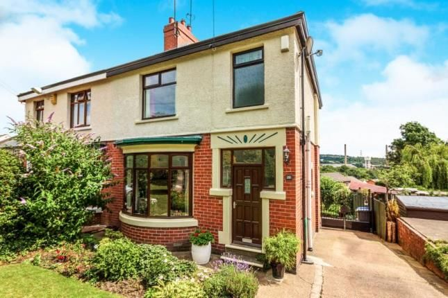 Thumbnail Semi-detached house for sale in Stockarth Lane, Oughtibridge, Sheffield, South Yorkshire