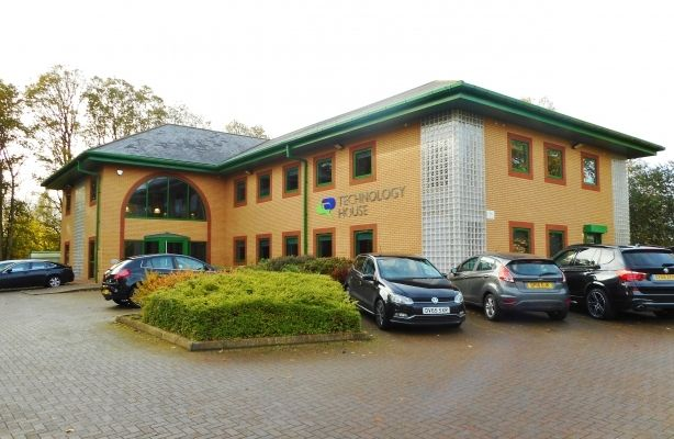 Thumbnail Office to let in Technology House, Hadley Park, Telford, Shropshire