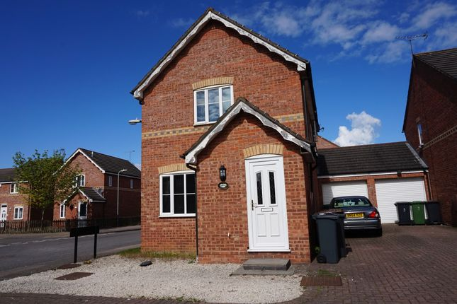 Thumbnail Detached house for sale in Waterside, Longford, Coventry