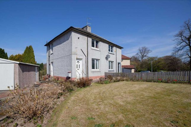Thumbnail Semi-detached house for sale in Clyde Avenue, Bothwell, Glasgow