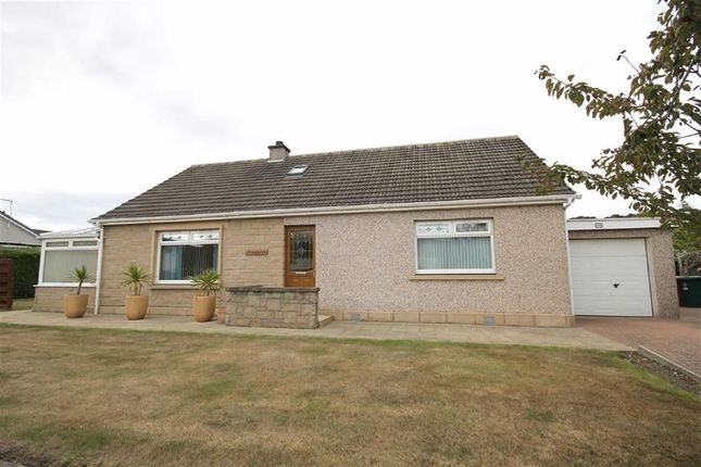 Thumbnail Detached house for sale in Morriston Road, Bishopmill, Elgin
