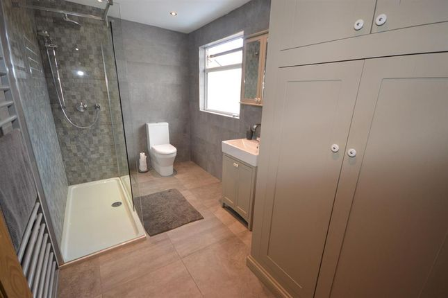 Shower Room of Park Road, Blaby, Leicester LE8