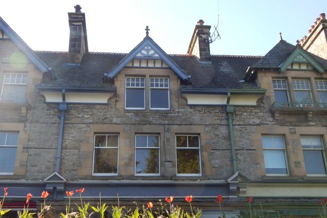 Thumbnail Flat to rent in Flat 2, 3 Yewbarrow Terrace, Grange-Over-Sands, Cumbria