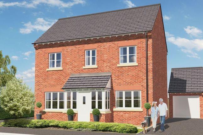 Thumbnail Detached house for sale in Evesham Marina, Evesham