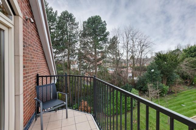 Balcony of Ecclesall Road South, Sheffield S11