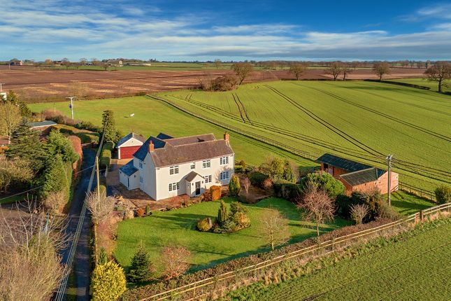 Thumbnail Detached house for sale in Oak Meadow Lodge, Bromstead Common, Newport