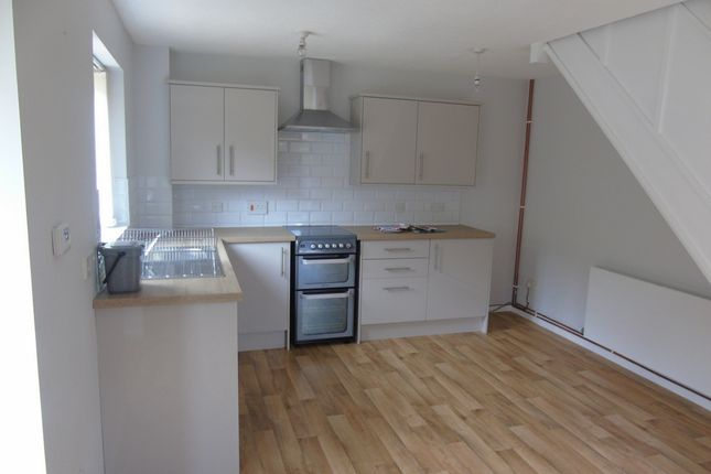 Thumbnail End terrace house to rent in Wyefield Court, Monmouth