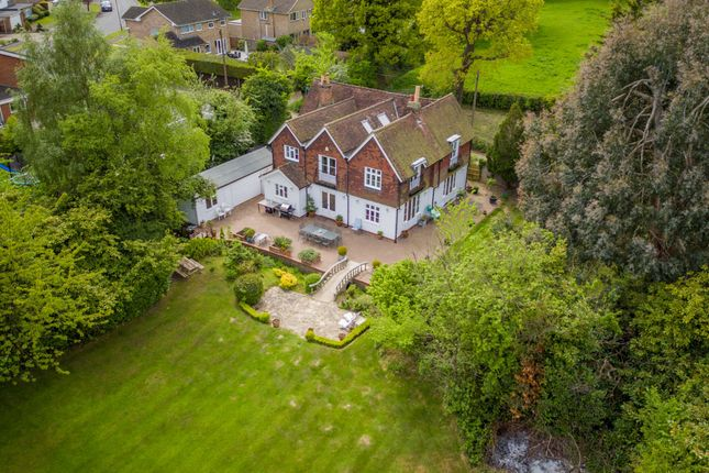 Thumbnail Detached house for sale in Pinnerwood Lodge, Woodhall Road, Pinner