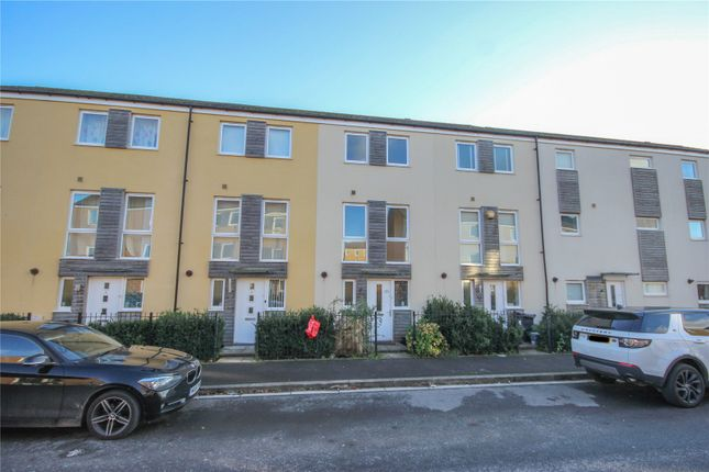 Thumbnail Town house to rent in Wood Street, Charlton Hayes, Bristol, South Gloucestershire