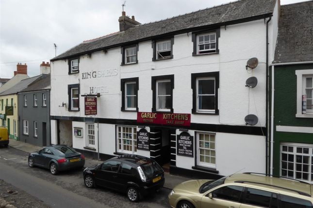Thumbnail Commercial property for sale in Garlic Kitchens, 23 Dew Street, Haverfordwest