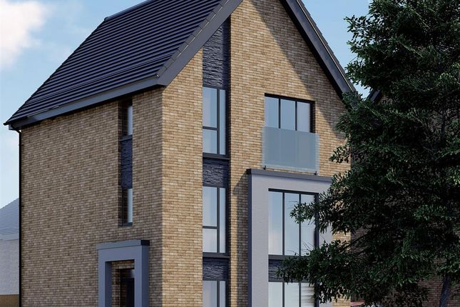 Thumbnail Detached house for sale in Plot 6 'barlow', Rockcliffe Grange, Nottingham Road, Mansfield
