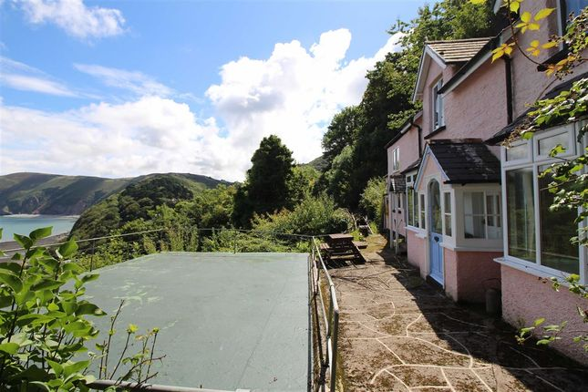 Thumbnail Detached house for sale in North Walk, Lynton