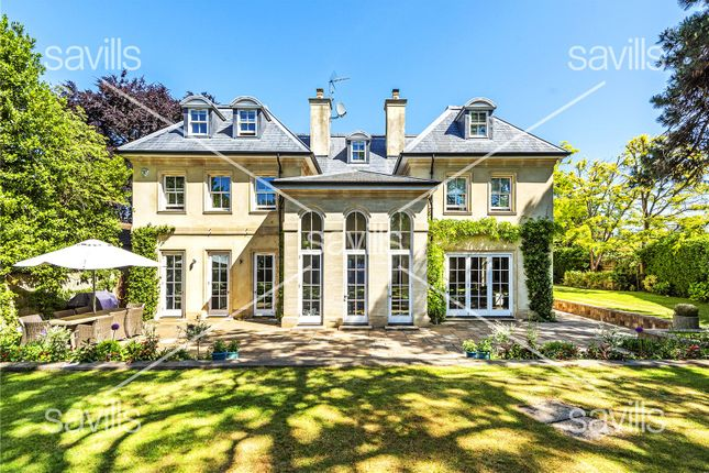 Thumbnail Detached house for sale in Christchurch Road, East Sheen, London