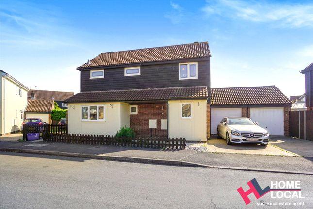 Thumbnail Detached house for sale in Virley Close, Heybridge, Maldon, Essex