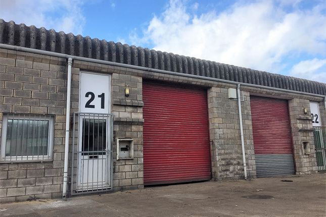 Thumbnail Industrial to let in Unit 21, Endeavour Close Industrial Estate, Neath, Port Talbot