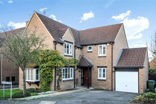 Thumbnail Detached house to rent in Darby Vale, Warfield, Bracknell, Berkshire