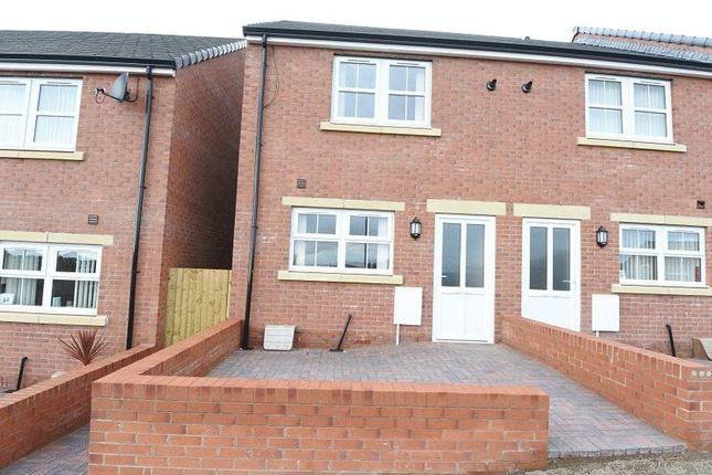 Thumbnail Terraced house for sale in Nicholas, Newlaithes Avenue, Carlisle