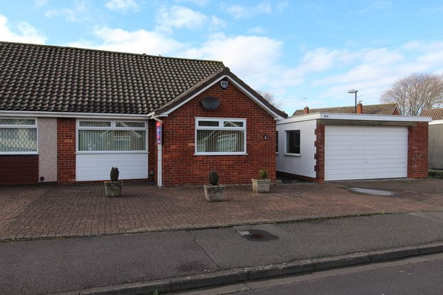 Thumbnail Semi-detached bungalow for sale in Allerton Road, Whitchurch, Bristol