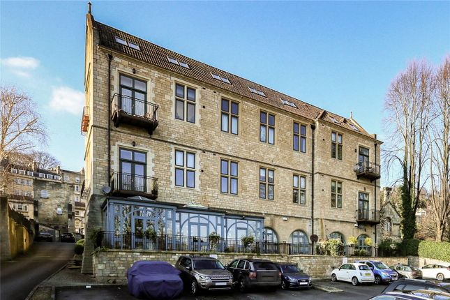 Thumbnail Flat for sale in St. Swithins Yard, Walcot Street, Bath