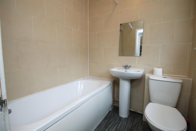 Bathroom of Frederick Avenue, Penkhull, Stoke-On-Trent ST4