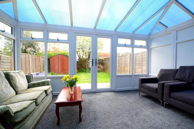 Conservatory of Kipling Avenue, Goring-By-Sea, Worthing, West Sussex BN12