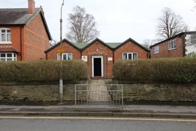 Thumbnail Land for sale in Hawthorn Street, Wilmslow