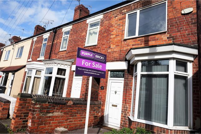 2 bed terraced house for sale in Queen Street, Rotherham