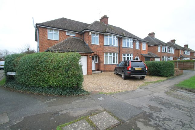 4 bed semi-detached house for sale in Regent Road, Aylesbury, Buckinghamshire