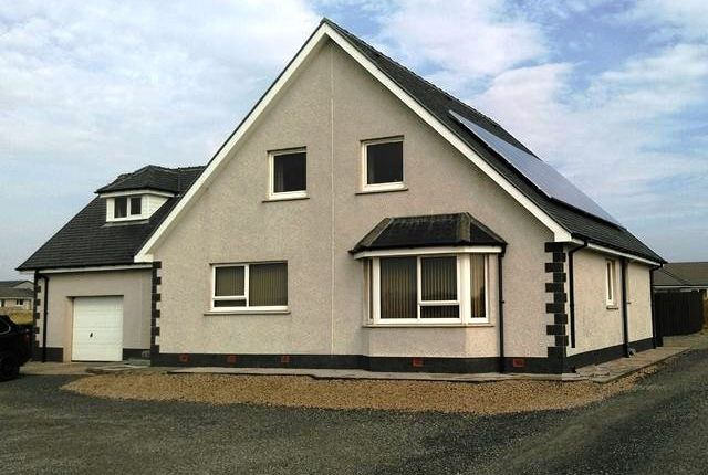 Thumbnail Detached house for sale in Lower Sandwick, Isle Of Lewis