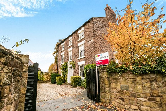 Thumbnail Detached house for sale in Madeira Hill, Wrexham