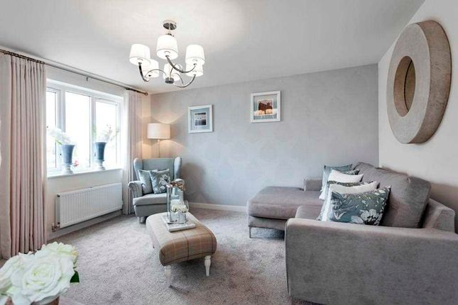 Thumbnail Terraced house for sale in The Blair, Ravenscraig, Plot 26, The Castings, Meadowhead Road, Ravenscraig, Wishaw