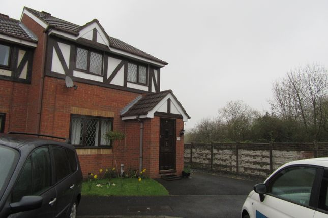 Thumbnail Semi-detached house to rent in Egerton Street, Abram